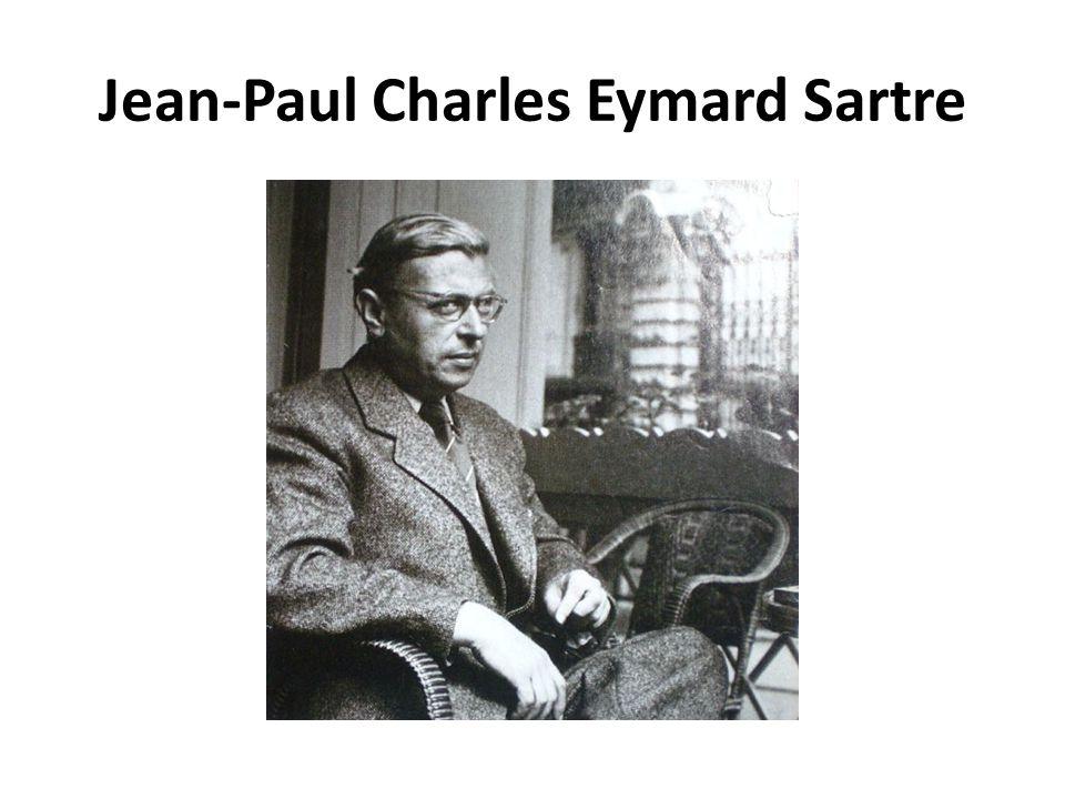 Jean-Paul Charles Eymard Sartre