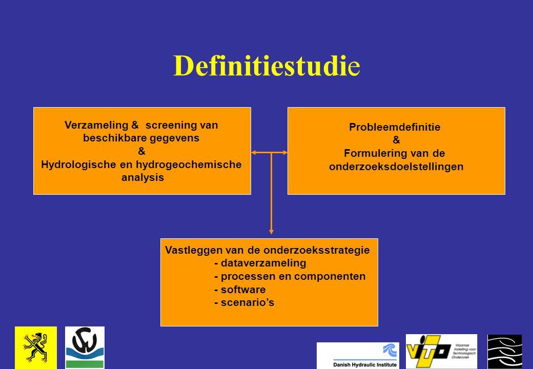3) De methodologie is 'open' mogelijkheid tot uitbreiding (bv.