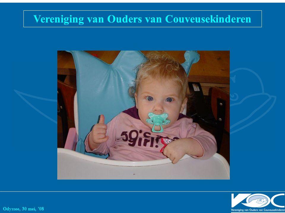 Vereniging van Ouders van Couveusekinderen Odyssee, 30 mei, '08