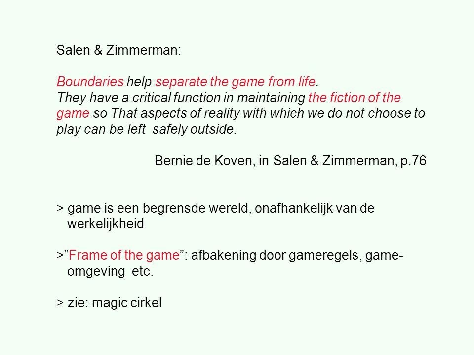 onderzoeksvraag 3: Hoe kan je spel- en gamemethodes inzetten om een belevenis te ontwerpen.