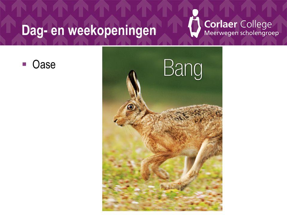 Informatieavond Corlaer College 25 september 2012 Programma  Welkom/opening  Een goed begin…..