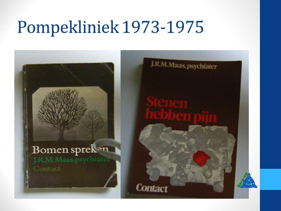 Pompekliniek 1973-1975