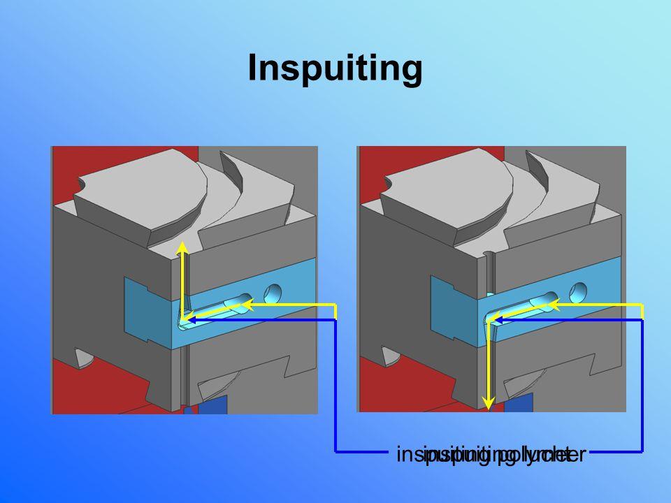 Inspuiting inspuiting polymeerinspuiting lucht