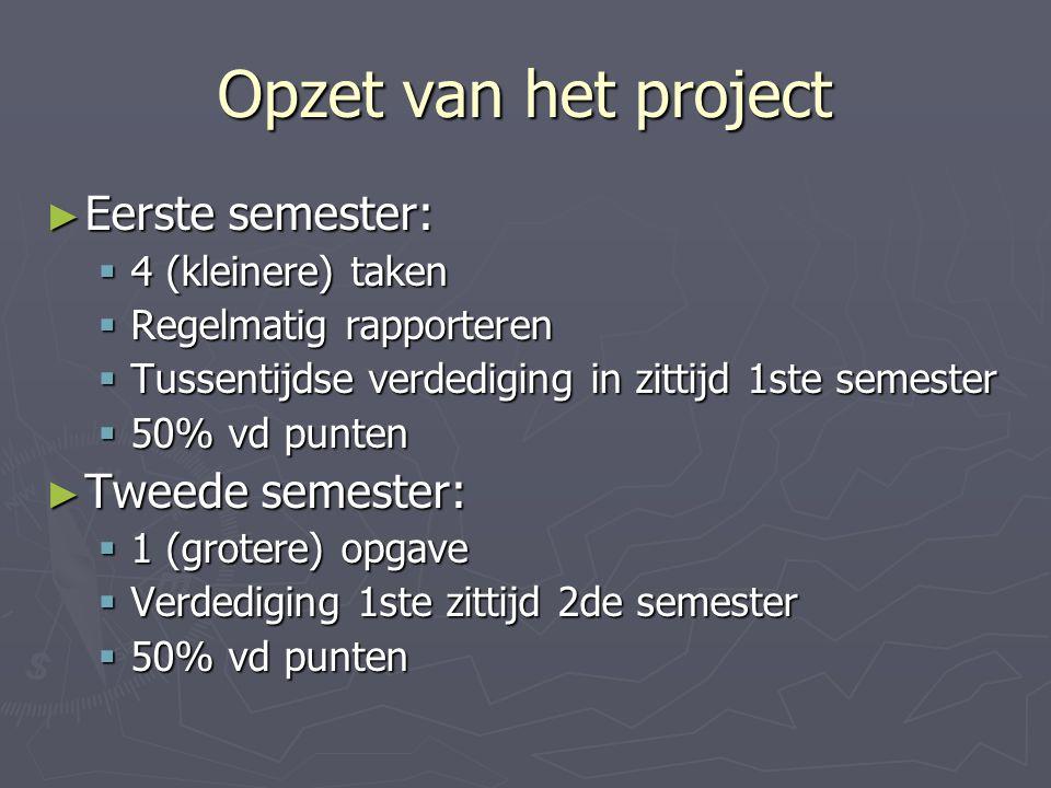 Eerste Semester