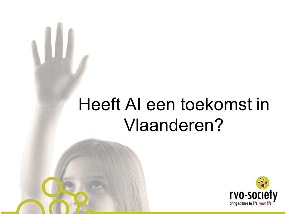 Heeft AI een toekomst in Vlaanderen?