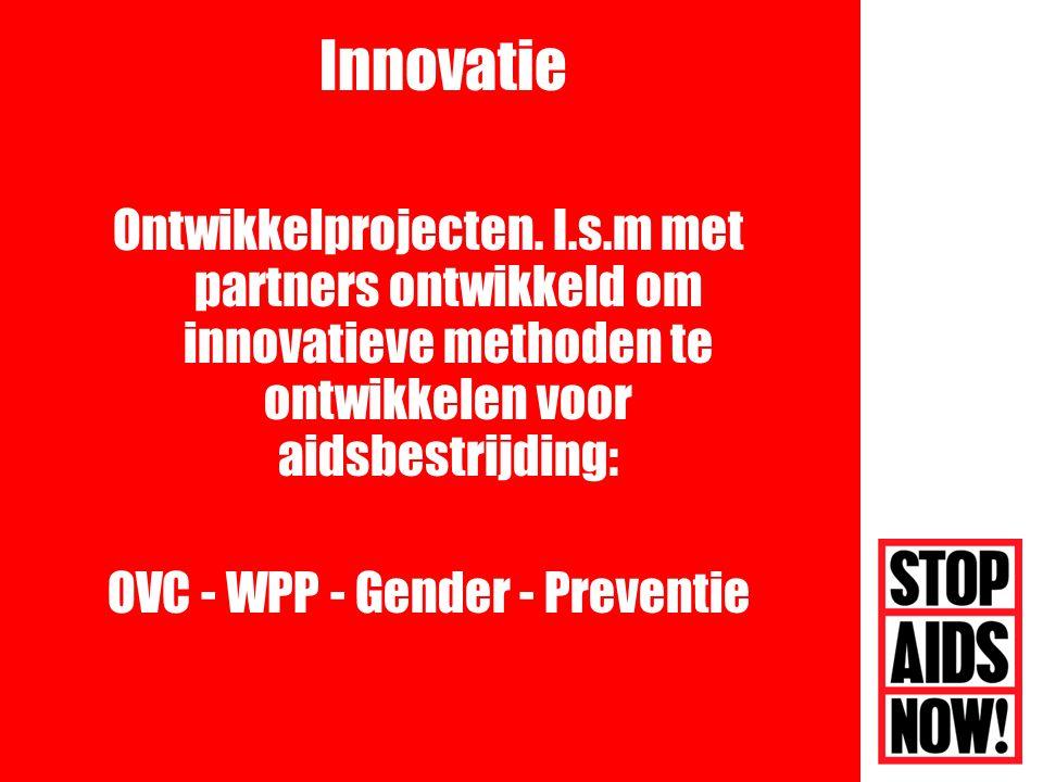 Innovatie Ontwikkelprojecten.