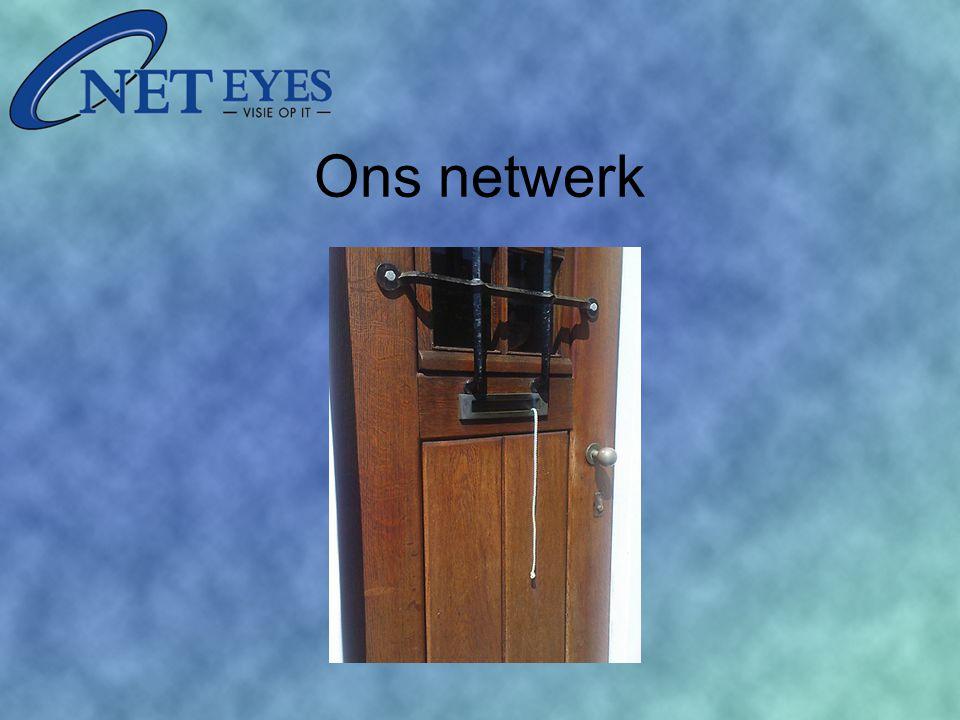 Ons netwerk