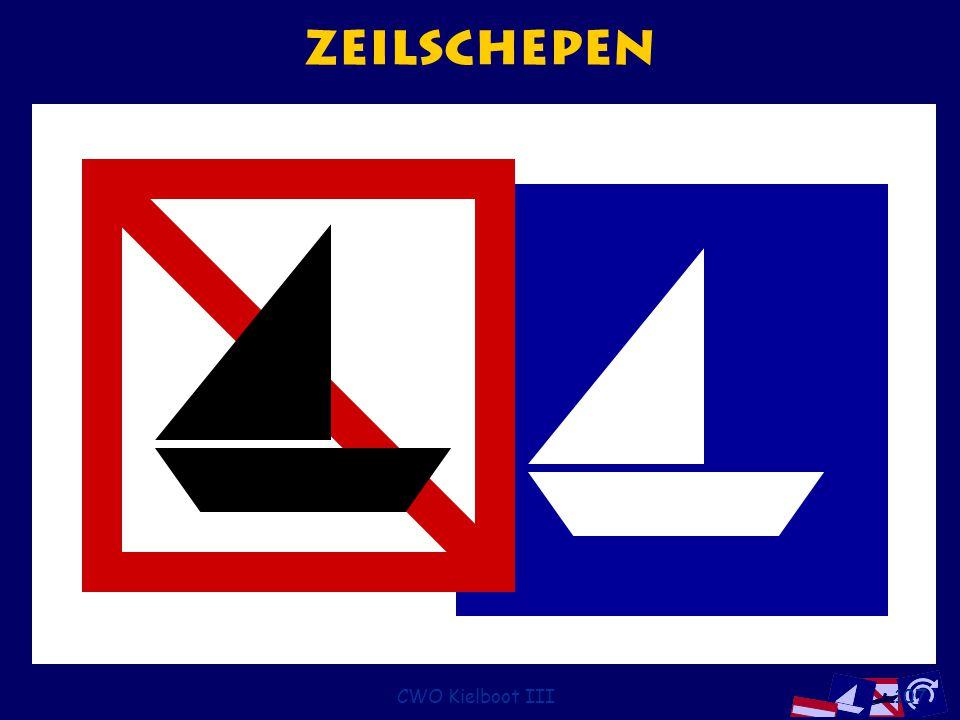 CWO Kielboot III107 Zeilschepen