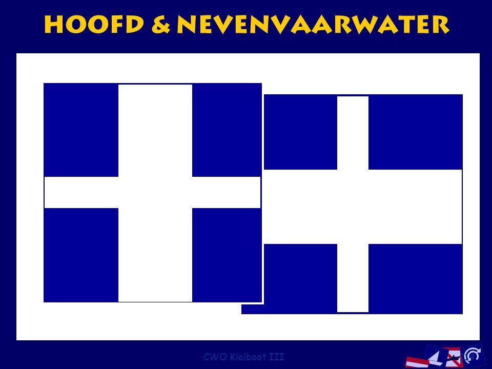 CWO Kielboot III114 Hoofd & Nevenvaarwater