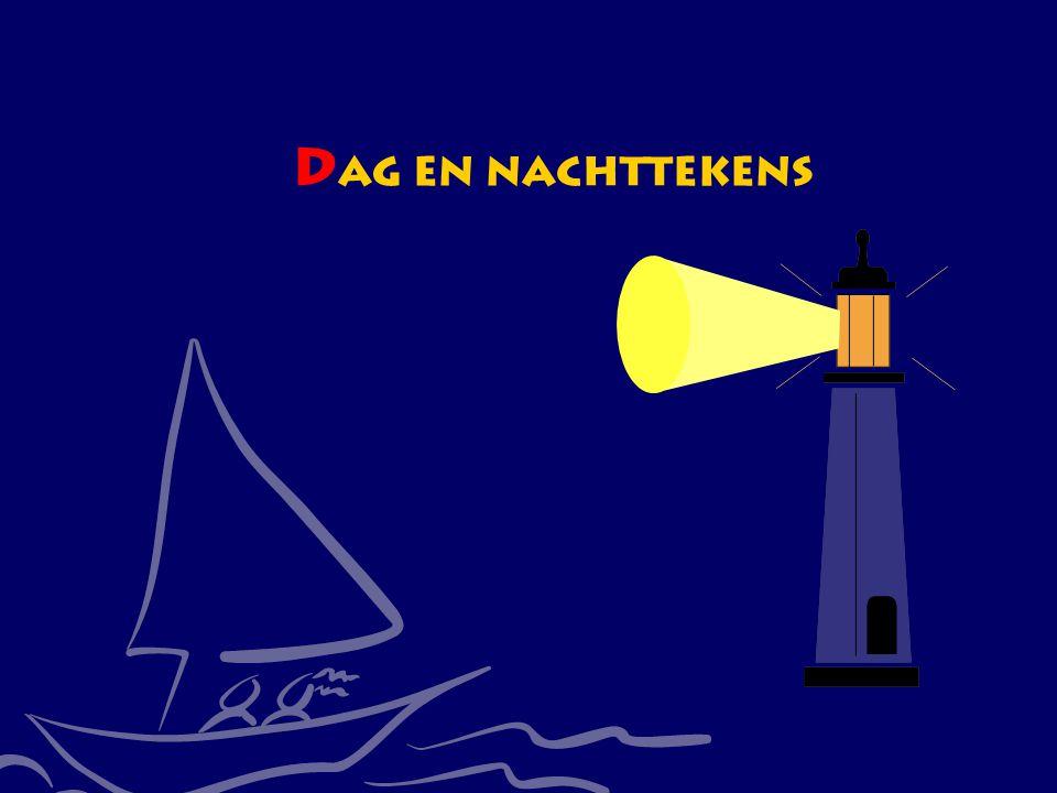 CWO Kielboot III131 D ag en nachttekens