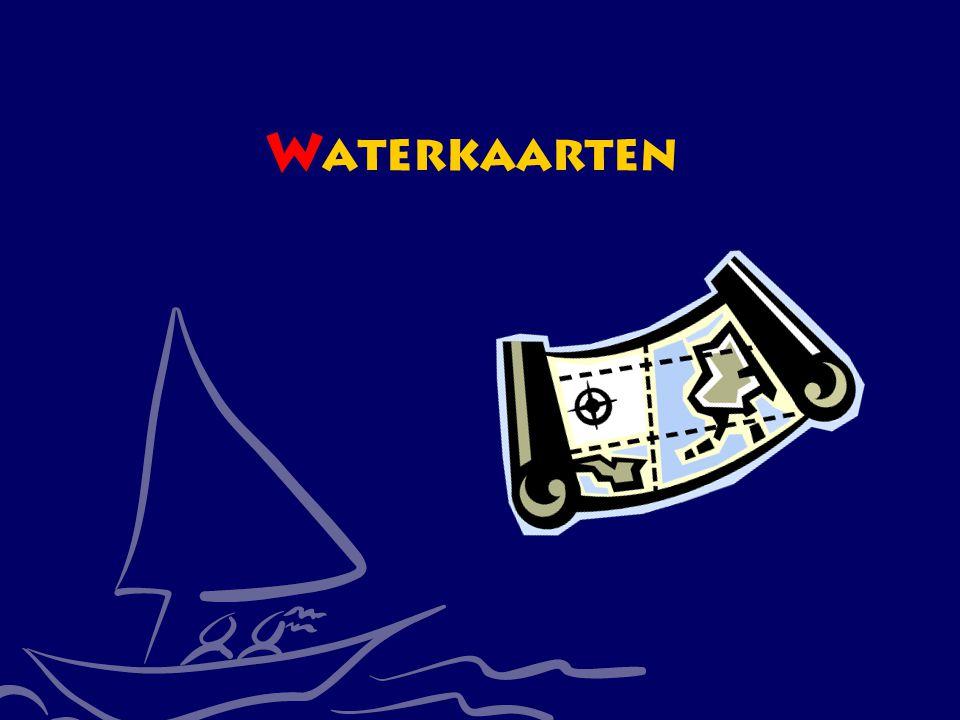 CWO Kielboot III28 W aterkaarten