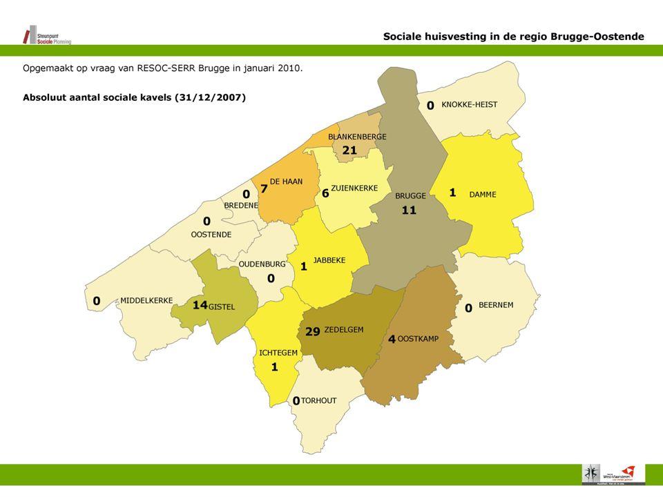 Evolutie hypothecaire rente 2005-2010 Bron: www.immotheker.be