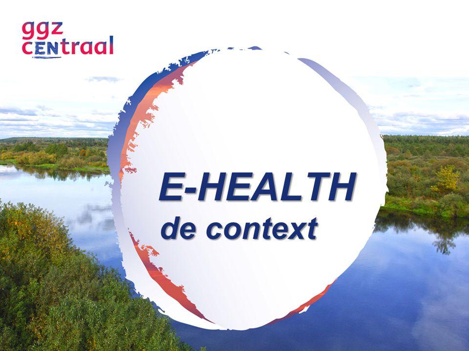 E-HEALTH de context