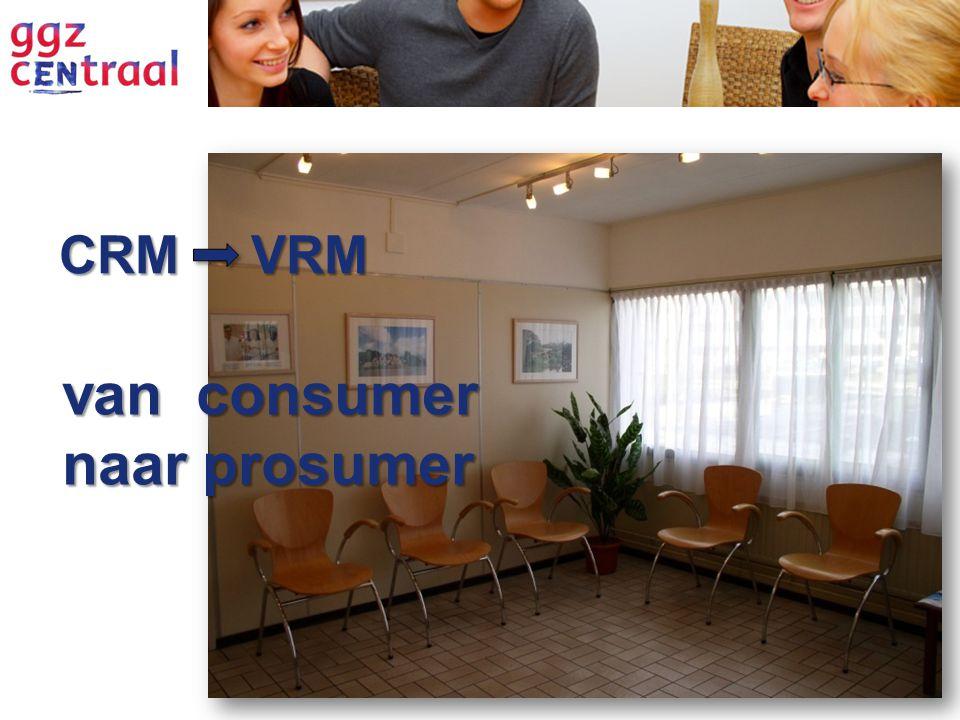 CRMVRM van consumer naar prosumer
