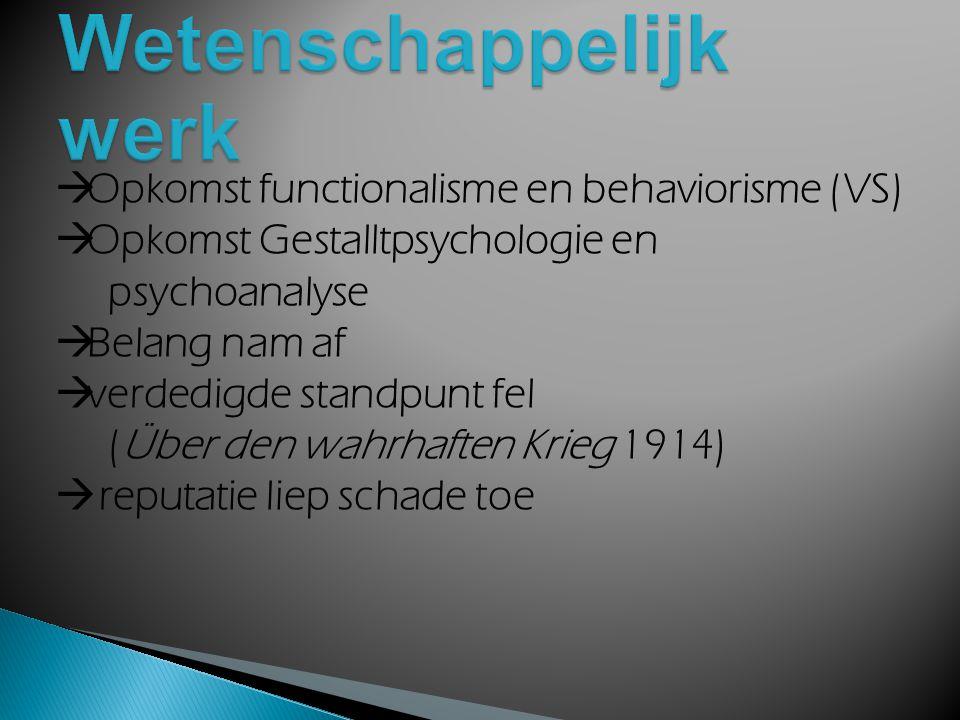 Empirische psychologie