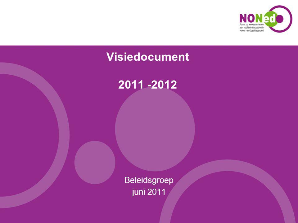 Aanleiding Op 23 maart is binnen de beleidsgroep gesproken over de voortgaande professionalisering van NONed.