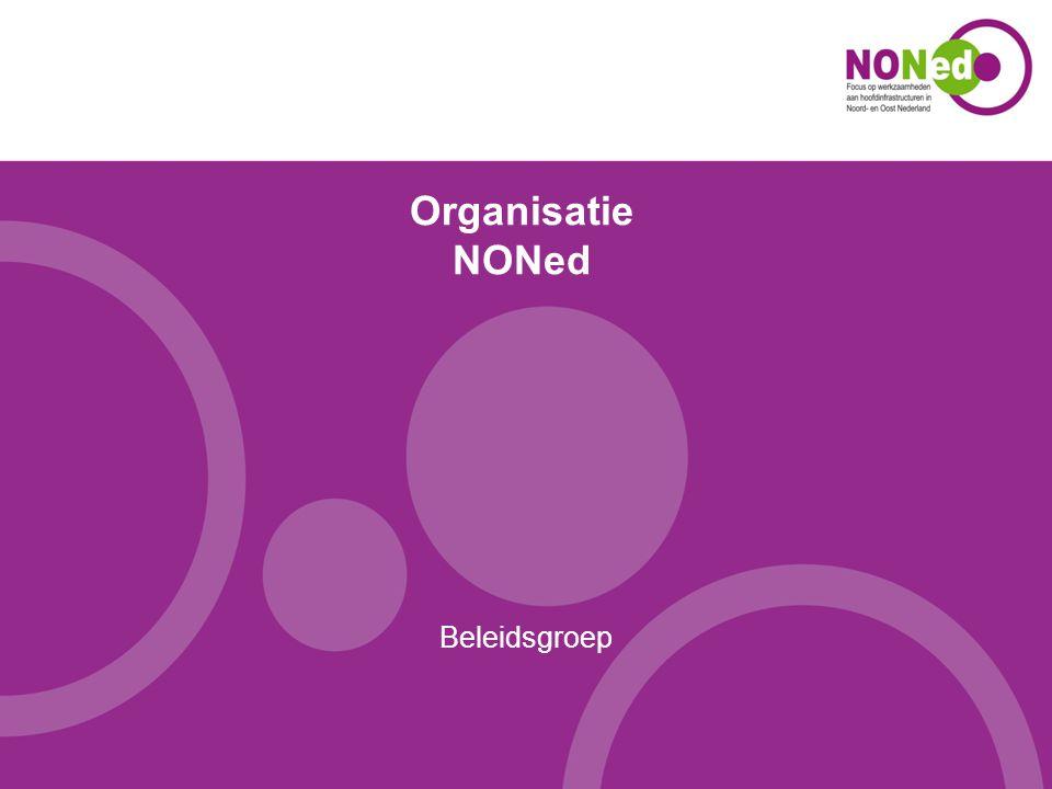 Organisatie NONed Beleidsgroep