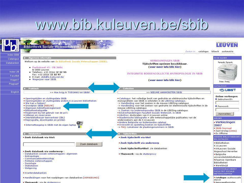www.bib.kuleuven.be/sbib