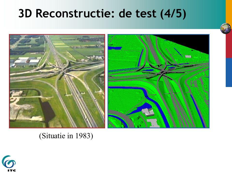 3D Reconstructie: de test (4/5) (Situatie in 1983)