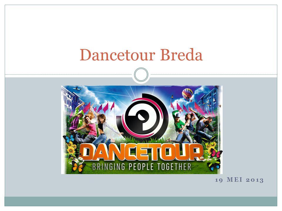 19 MEI 2013 Dancetour Breda