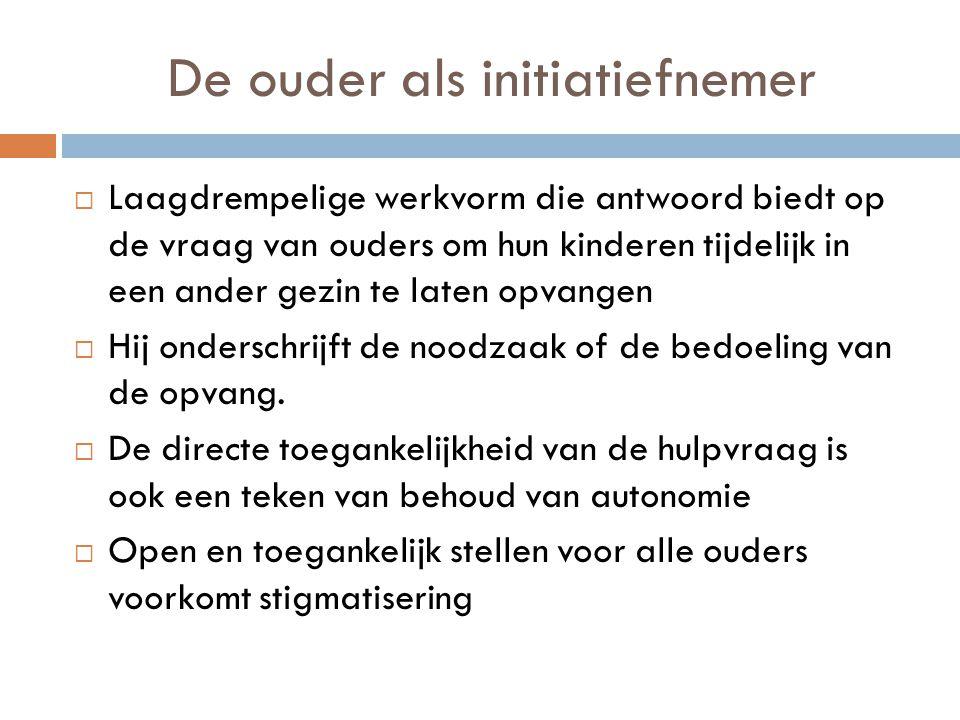 interessante informatie: http://www.pleegzorgvlaanderen.be/ http://www.hiva.be/en//publicaties/publicatie_detai l.php?id=2646