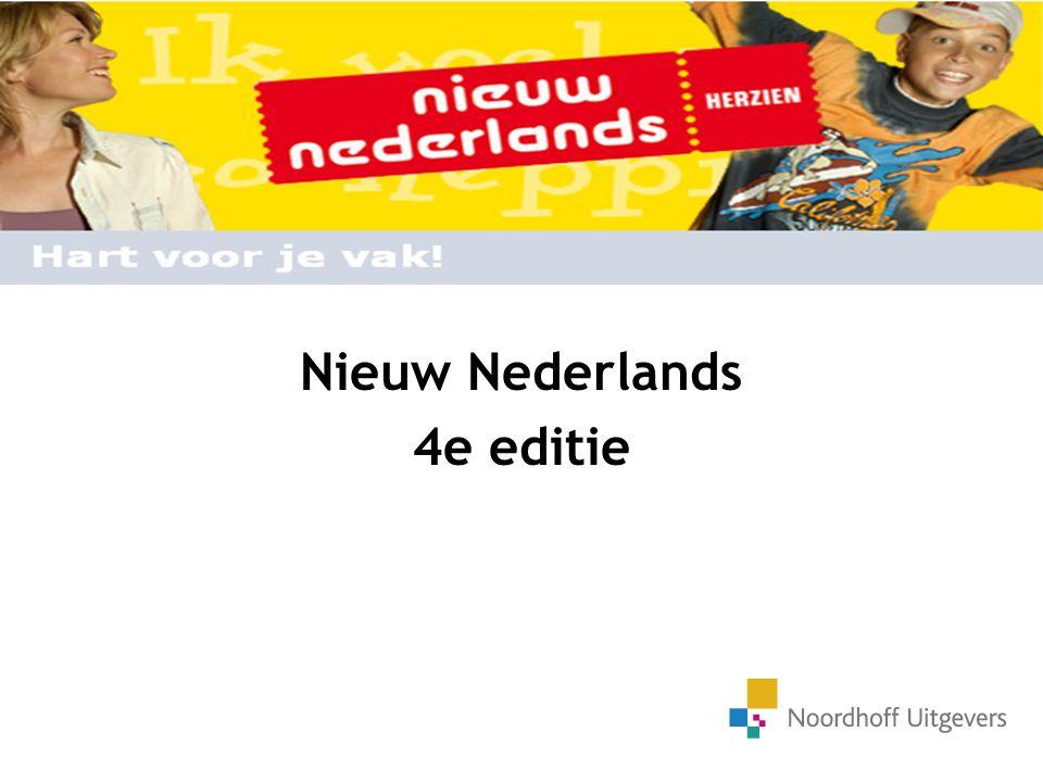 Nieuw Nederlands 4e editie