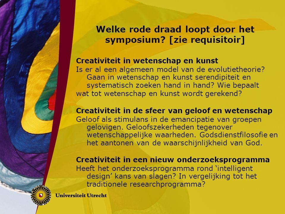 Creativiteit in beleidvoering en wetenschapsbeoefening Training van creativiteit bij beleidvoering [in de technische sector].