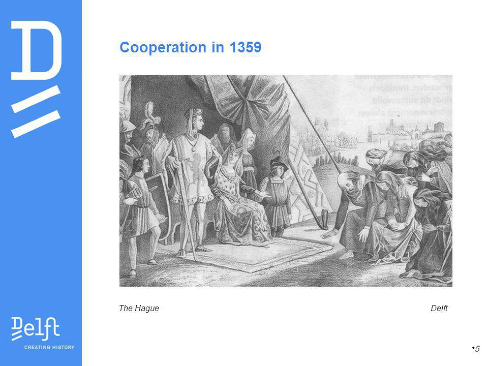 5 Cooperation in 1359 The HagueDelft