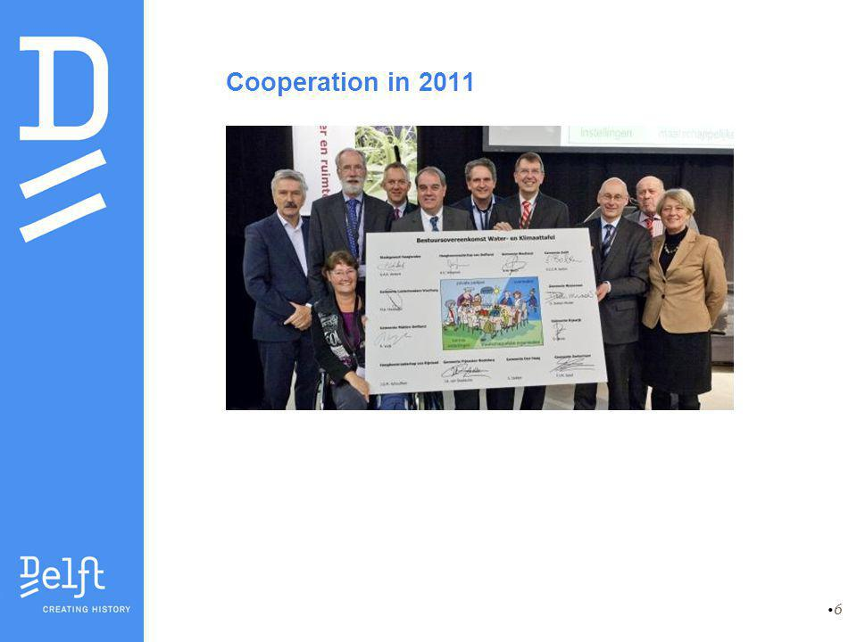 6 Cooperation in 2011