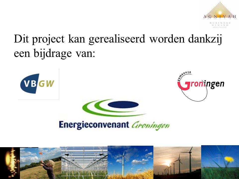 Dit project kan gerealiseerd worden dankzij een bijdrage van: