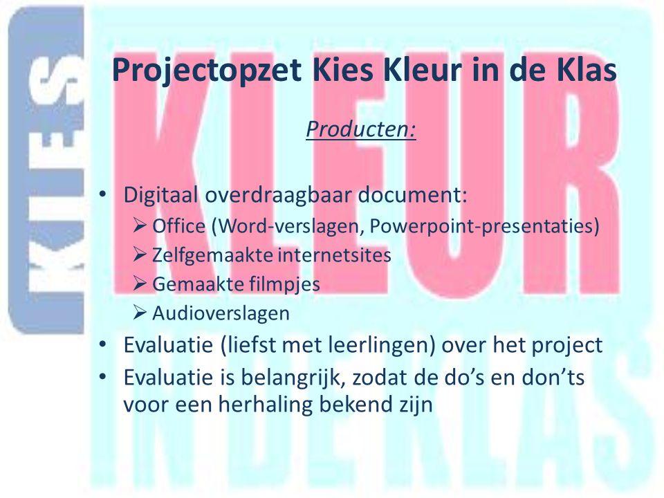 Stadia van de projecten: In aanvraag: vanaf januari 2011 tot 30 juni 2011.
