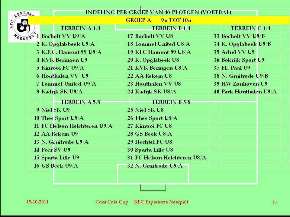 15-10-2011Coca Cola Cup KFC Esperanza Neerpelt 17