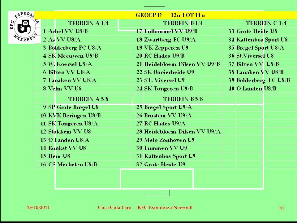 15-10-2011Coca Cola Cup KFC Esperanza Neerpelt 20