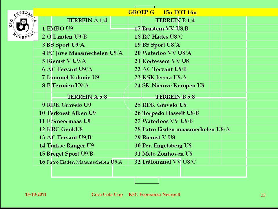 15-10-2011Coca Cola Cup KFC Esperanza Neerpelt 23