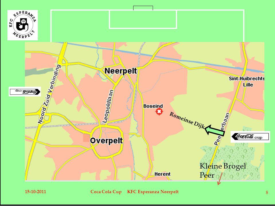 Romeinse Dijk 15-10-2011Coca Cola Cup KFC Esperanza Neerpelt 8 Kleine Brogel Peer