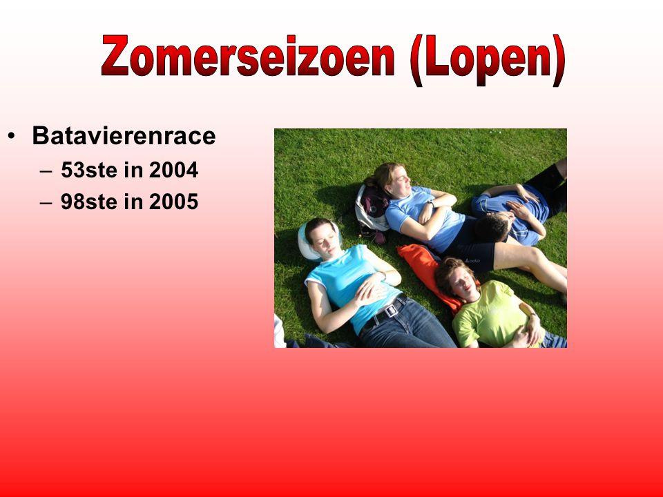 Michiel Mens Woensdag (20) Appelgebak (10) 5 Wedstrijden Winnaars beukbeker: –Mieke Richart –Arjen Gort