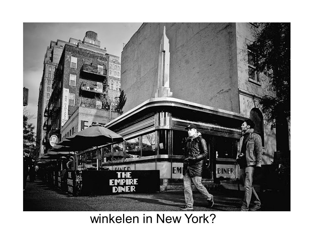 winkelen in New York