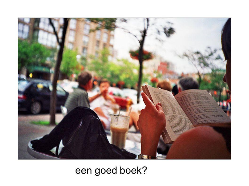 een goed boek