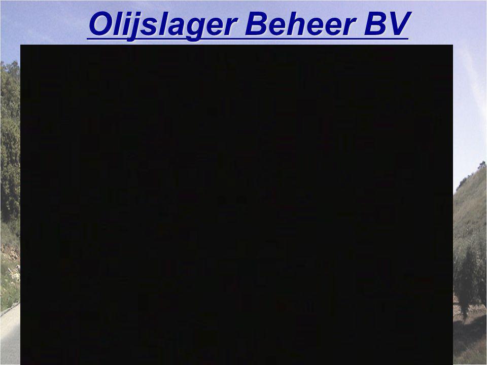 Olijslager Beheer BV