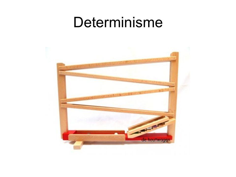 Genetisch determinisme De opvatting dat ons gedrag en wie we zijn (in ieder geval voor een deel) wordt bepaald door onze genen.