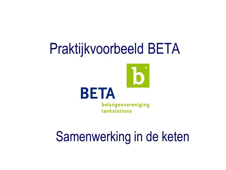 Praktijkvoorbeeld BETA Samenwerking in de keten
