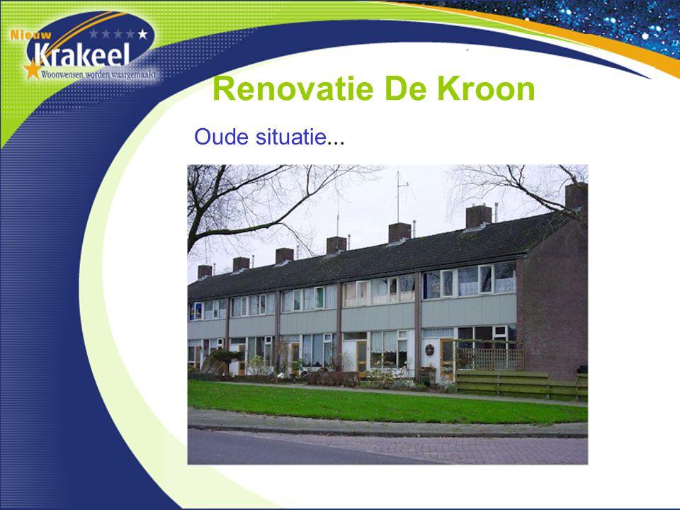Renovatie De Kroon Oude situatie...