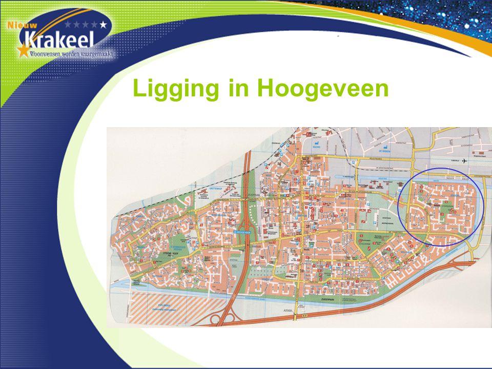 Wonen: iedereen kan wonen in Krakeel Zorg: Integrale zorg aan huis Welzijn: Deelname aan de samenleving Concept Verzorgd Wonen