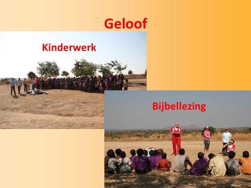 . Geloof Kinderwerk Bijbellezing
