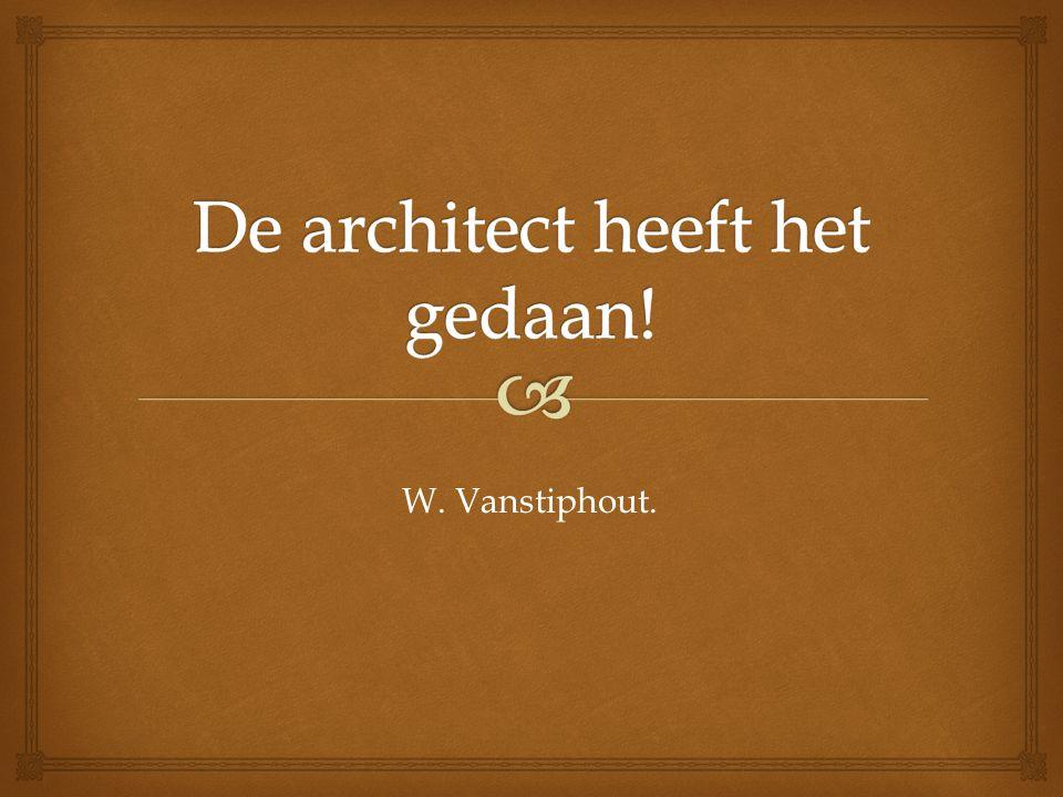 W. Vanstiphout.