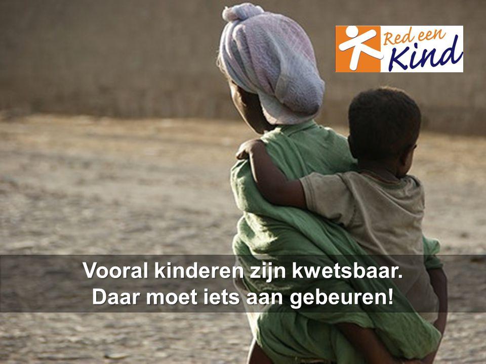 Vooral kinderen zijn kwetsbaar. Daar moet iets aan gebeuren!