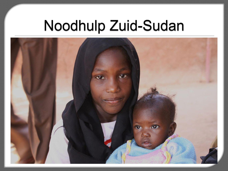 Het conflict in Zuid-Sudan kost al honderden mensen het leven.