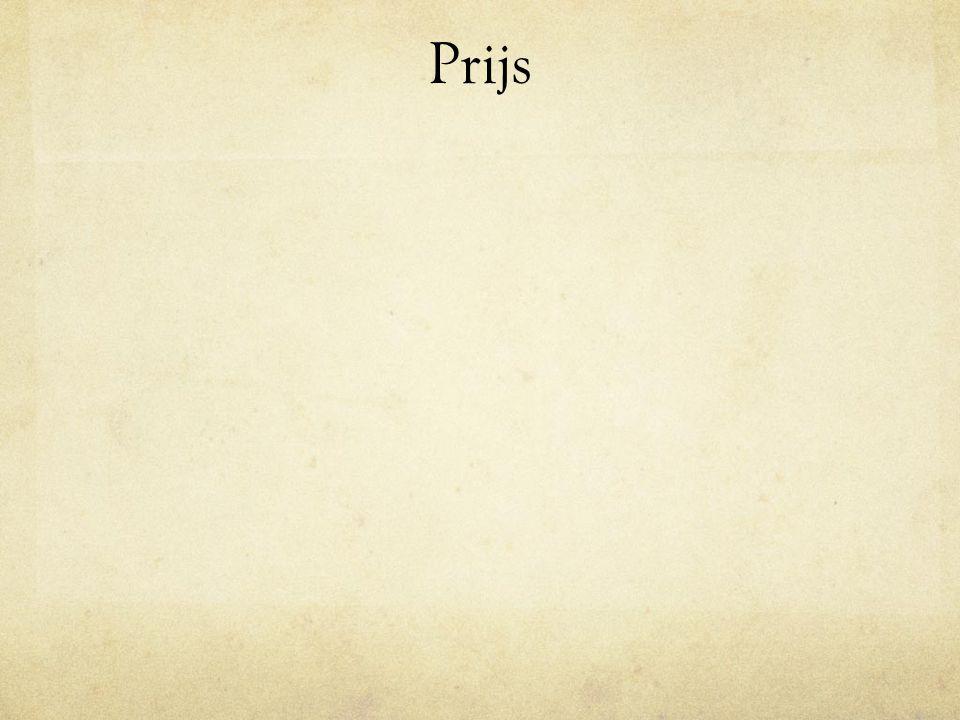 Prijs