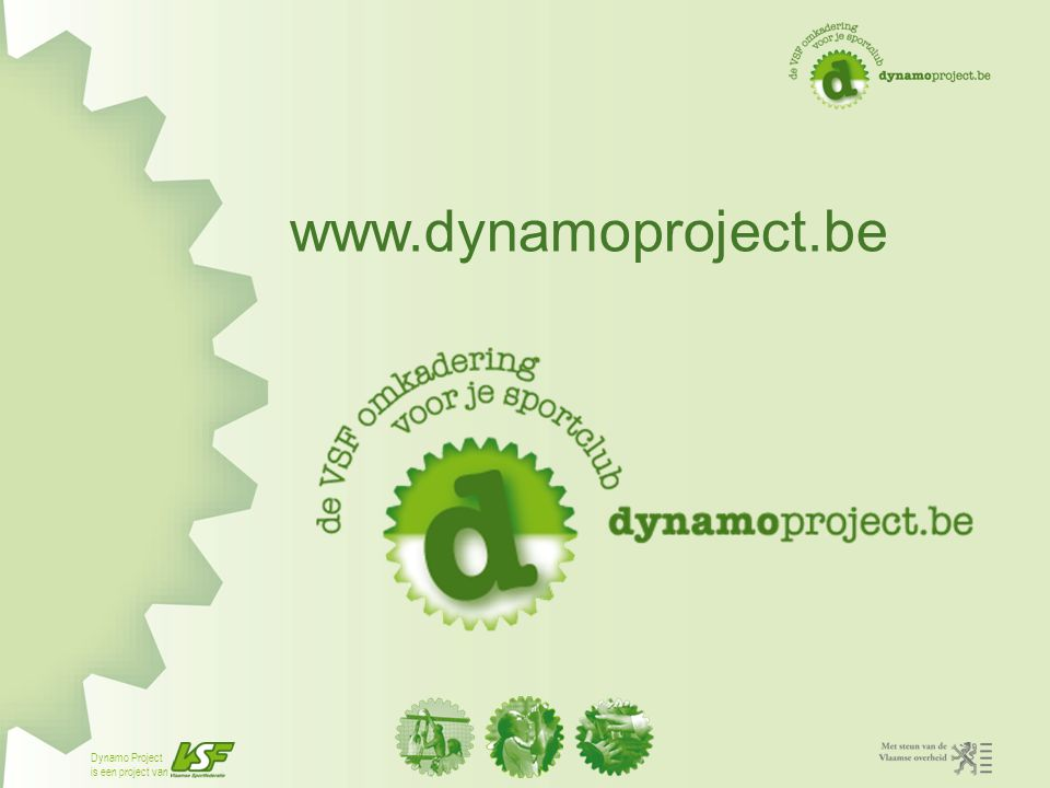 Dynamo Project is een project van www.dynamoproject.be