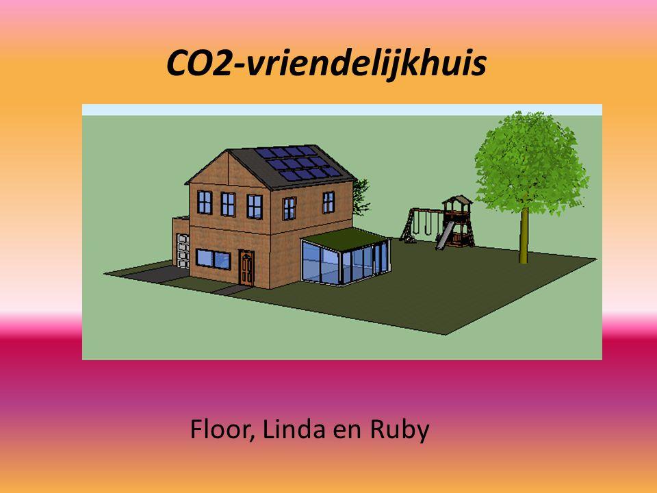 CO2-vriendelijkhuis Floor, Linda en Ruby